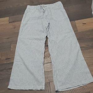 Soft linen and cotton pants
